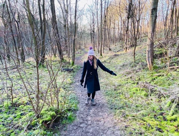 A Filter-Free Ode To The Absolute Joy Of Winter Walks