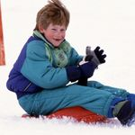 Like Archie, Young Prince Harry Also Thought Snow Was 'Bloody