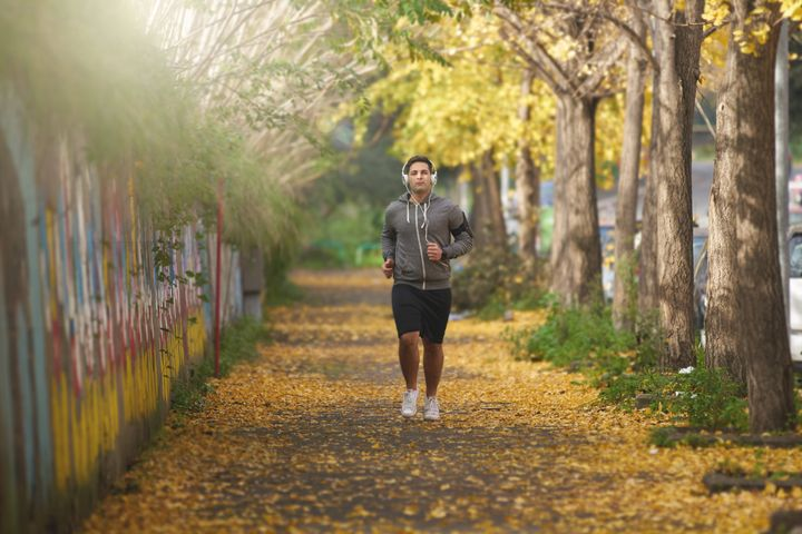 Going for a walk or run in the morning will bolster your energy for the rest of the day.