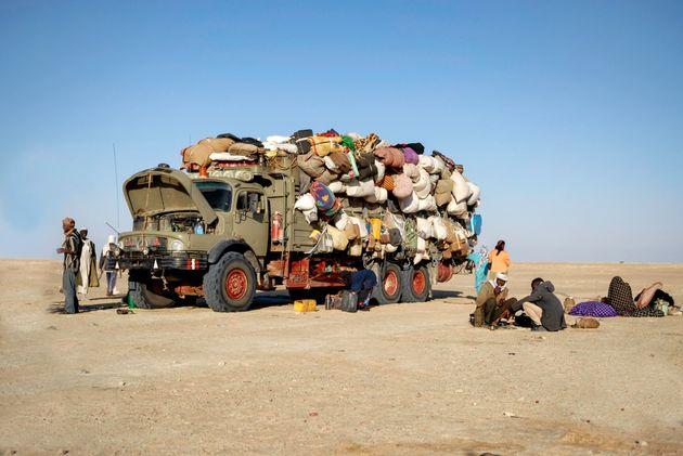 ΟΗΕ: Οι «κλιματικοί πρόσφυγες» δεν πρέπει να στέλνονται πίσω στις πατρίδες