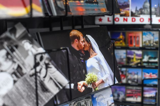 Plenty of companies produce unlicensed merchandise featuring Meghan and Harry's images. But the couple would likely face criticism if they sold their own merchandise themselves.