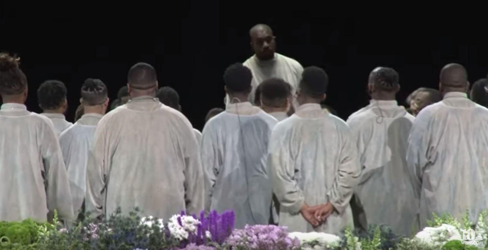 Kanye West Headlines At Evangelical Student ...