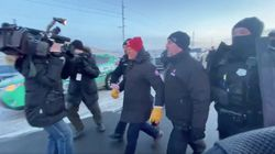 Unifor President Jerry Dias Arrested Amid Oil Refinery