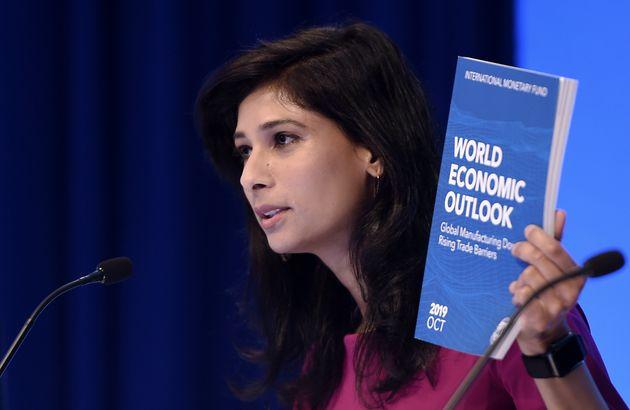 Gita Gopinath, IMF Chief