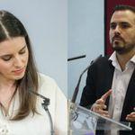 Garzón, Montero y la ruleta de los