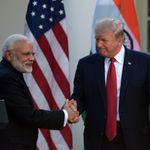 Economy: Modi's Gift To Trump Shows Depth Of