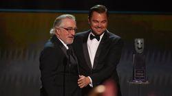 Ρόμπερτ Ντε Νίρο και Λεονάρντο Ντι Κάπριο στην νέα ταινία του Μάρτιν