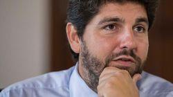 """El presidente de Murcia dice que el debate del veto parental busca tapar el """"pin judicial"""" de"""