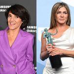 Florence Foresti remercie Jennifer Aniston pour sa