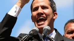 Guaidó será invitado de última hora en el Foro Económico Mundial de