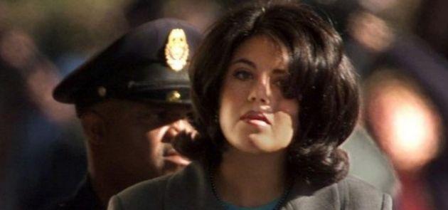 Monica Lewinsky, en una imagen de