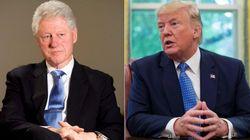 Así fue el juicio político a Bill Clinton, el espejo del proceso contra Donald