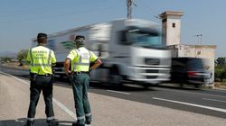 Tres muertos en un accidente entre dos camiones en Osera