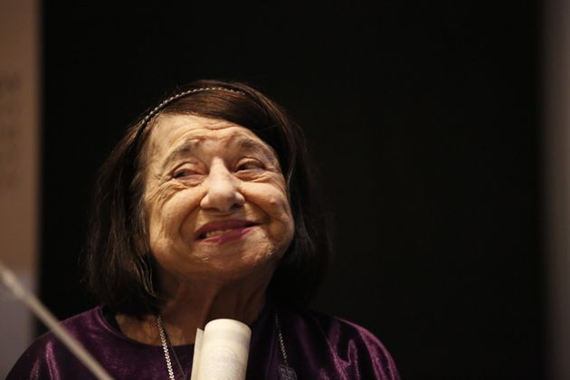 Πέθανε η σπουδαία ποιήτρια Κατερίνα Αγγελάκη -