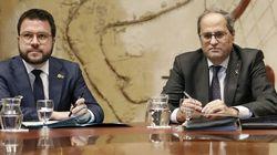 Aragonès dice que el encuentro Sánchez-Torra es para abordar