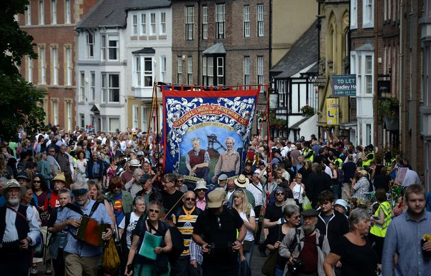 Tory MPs Vow To Attend Durham Miners Gala – Despite Claims Theyll Need Police Protection