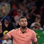 Nick Kyrgios Kicks Off Australian Open Bushfire Relief