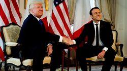 Macron y Trump pactan una tregua sobre la tasa Google para evitar una escalada en la guerra