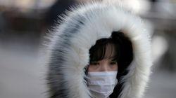 Εντείνεται η ανησυχία για τον ιό στην Κίνα, καθώς αυξάνονται κρούσματα και