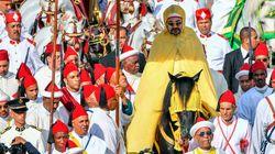 El rey de Marruecos, víctima de un robo millonario en su