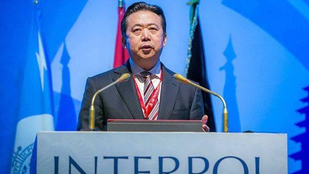 Meng Hongwei, expresidente de