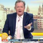 Piers Morgan Insists He Wasn't 'Mocking Chinese People' After GMB Segment Sparks Racism
