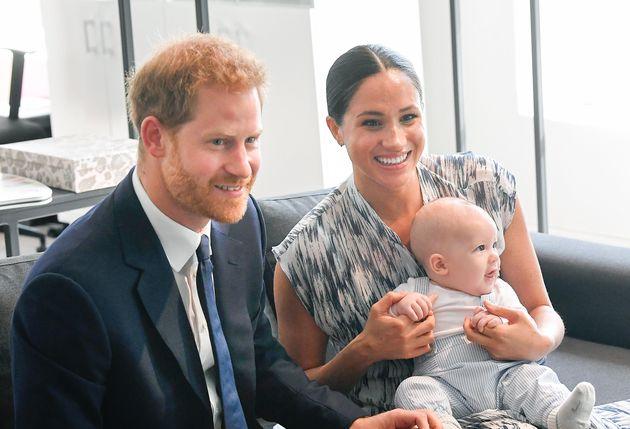Harry, Meghan et Archie vivront une partie de l'année au Canada et l'autre au