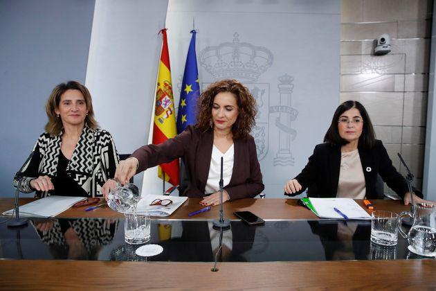 Ribera, Montero y