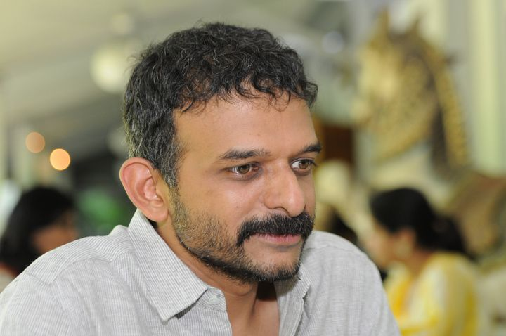 A file photo of Carnatic musician T.M. Krishna.