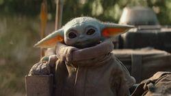 Après Bébé Yoda, nous avons droit à Bébé