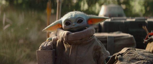 Après Bébé Yoda, nous avons droit à Bébé Jabba