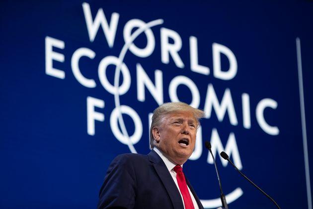 Le rêve américain est de retour, plus fort que jamais, a lancé Donald