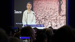 Γκρέτα Τούνμπεργκ στο Νταβός: «Το σπίτι μας φλέγεται