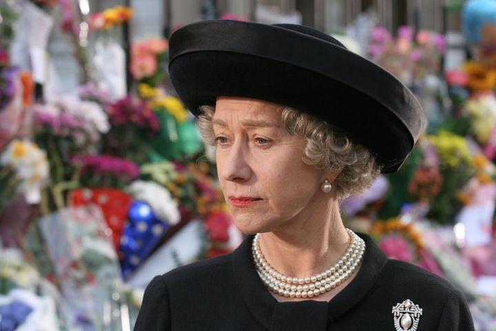 """Helen Mirren in """"The Queen."""""""