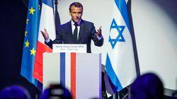 Les messages politiques de Macron derrière sa visite