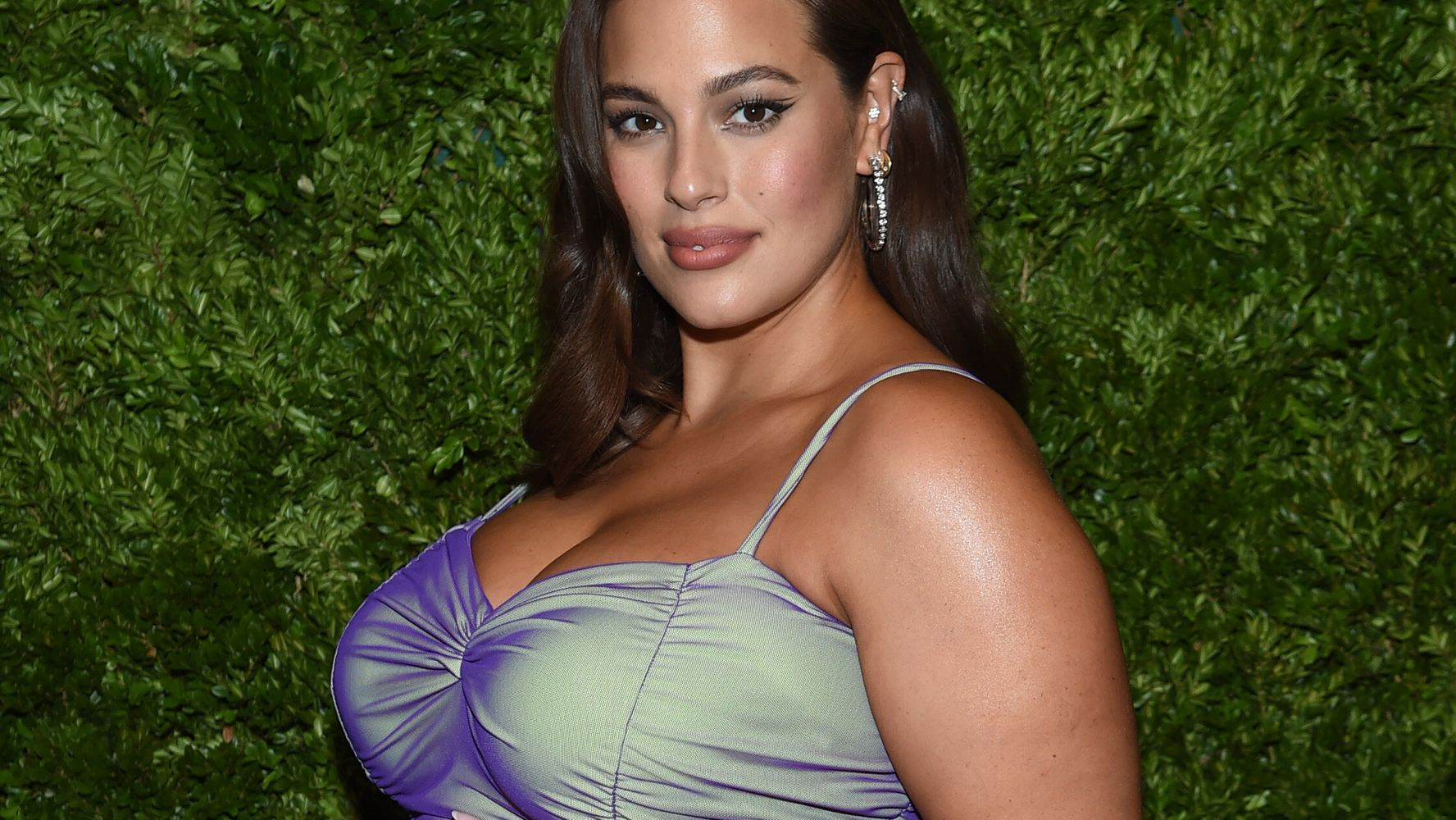 Ashley Graham a accouché de son premier bébé
