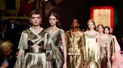 Le manifeste féministe de Dior dans le ventre d'une