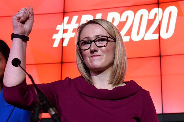 Labour leadership hopeful, Rebecca