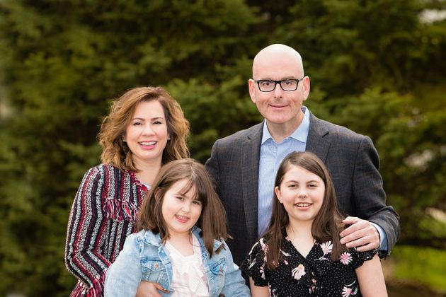 Ontario Liberal leadership candidate Steven Del Duca says his daughters, who are 8 and 12, motivate him...