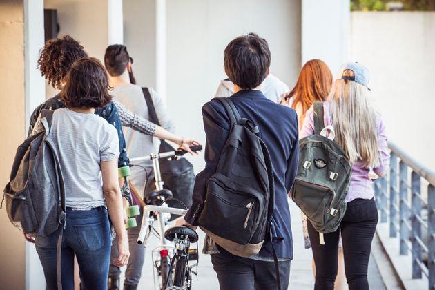 «Où est notre argent?» demandent des étudiants à Québec