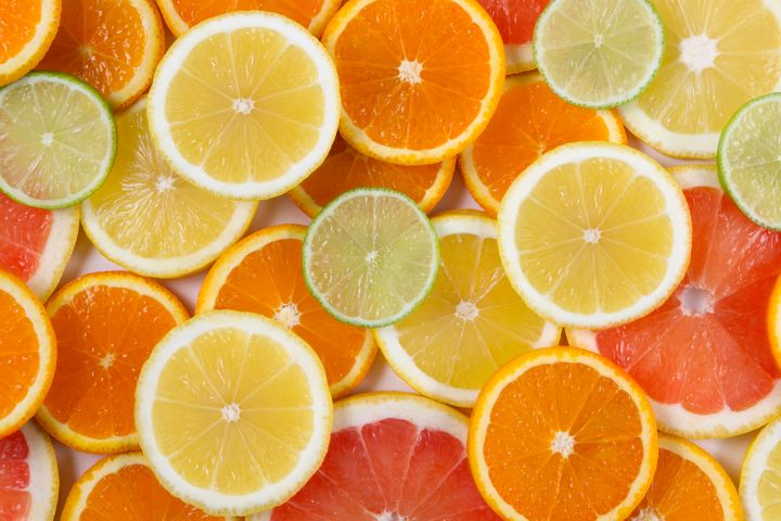 While citrus fruits provide a good boost of vitamin C, their high acidity can irritate a sore throat.