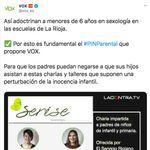 Un grupo de sexólogas de La Rioja denuncia a Vox por su
