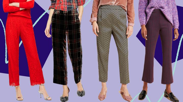 Your work wardrobe doesn't just have to be shades of beige. We found work pants that are polished and easy to pull on.