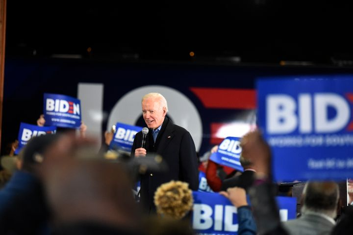 Joe Biden's strategy for winning the Democratic presidential nomination hinges in part on a convincing win in South Carolina'