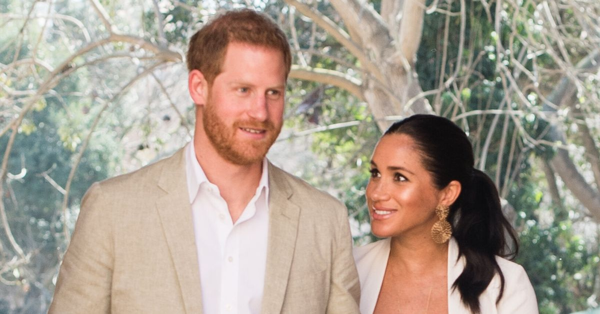 Prince Harry, Meghan Markle Step Out At Private JP Morgan Event