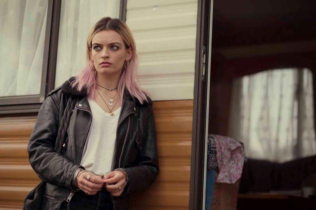 Emma Mackey, ici dans le rôle de Maeve dans la saison 1 de