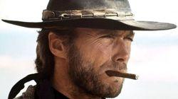 Clint Eastwood cabalgó en