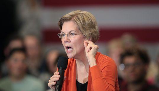 Warren a-t-elle trouvé l'argument béton pour battre Trump à la