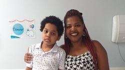 Esta ex-vigilante juntou R$ 137 mil para salvar a vida do filho: 'Parece um