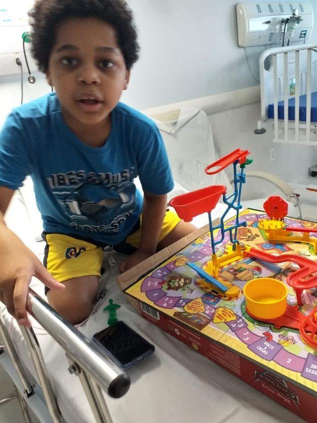 'Parece um sonho', diz mãe que juntou R$ 137 mil para salvar a vida do